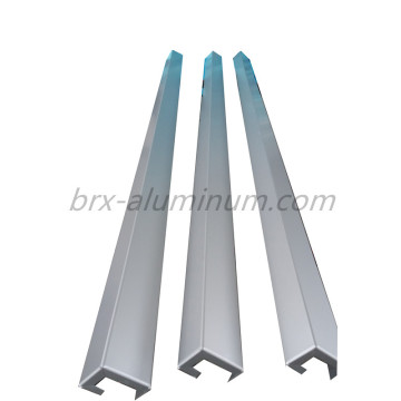 Anodized aluminum sheet for decoration
