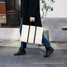 2021 New Design Fashion Commuting Canvas Bags Tote Shopping Bag for Women