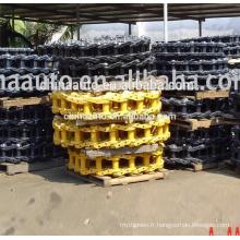 Bulldozer pièces de rechange piste lien image prix d'assemblage pour D155