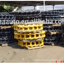 Bulldozer spare parts track link assembly price picture for D155