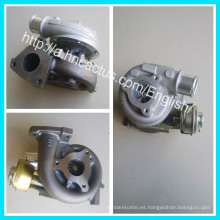 Gt2052V Cargador Turbo 705954-5015s 14411-Vc100 14411-6060A Turbocompresor Zd30 para Nissan 171HP