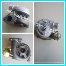 Gt2052V Cargador Turbo 705954-5015s 14411-Vc100 14411-6060A Turbocompresor Zd30 para Nissan 171HP