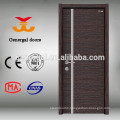 CE Cheap interior wooden bedroom door