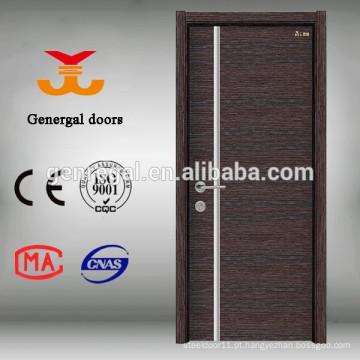 Porta de madeira interior barata do quarto do CE