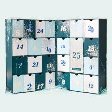 Coffrets cadeaux calendrier de l'avent 24 jours de luxe sur mesure