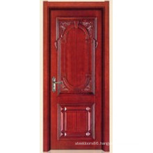 High Quality Wood Interior Door (11-6002) with Door Frame