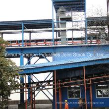 Convoyeur à bande de manutention en vrac standard ASTM / DIN / Cema / Sha