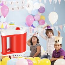 Bico do balão é apenas para inflação do balão