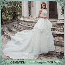Vestidos de noiva simples e elegantes China fabricante preço no atacado vestido de casamento vestido de noiva vestido de noiva ruffle