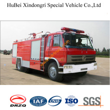 3.5ton Dongfeng Dry Powder Fire Truck Euro2