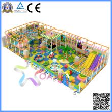 Красочные серии Крытый оборудование для игровых площадок (TQB013BF)