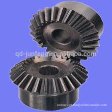 Customized precision steel bevel gears