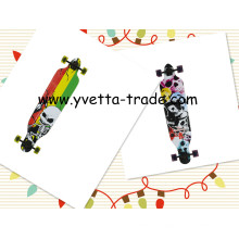 Candian Maple Longboard with CE Approval (YV-4195)