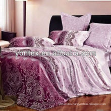 2014 Hot Sale Reactive Printed Bedding Set for Wedding