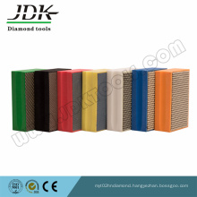 Diamond Hand Polishing Pads Electroplated Resin Pads Glass Repairing