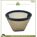 Permanente Kaffee Filter Gold Ton Mesh-Filter