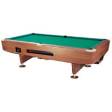 Coin Operated Pool Table (COT-015)