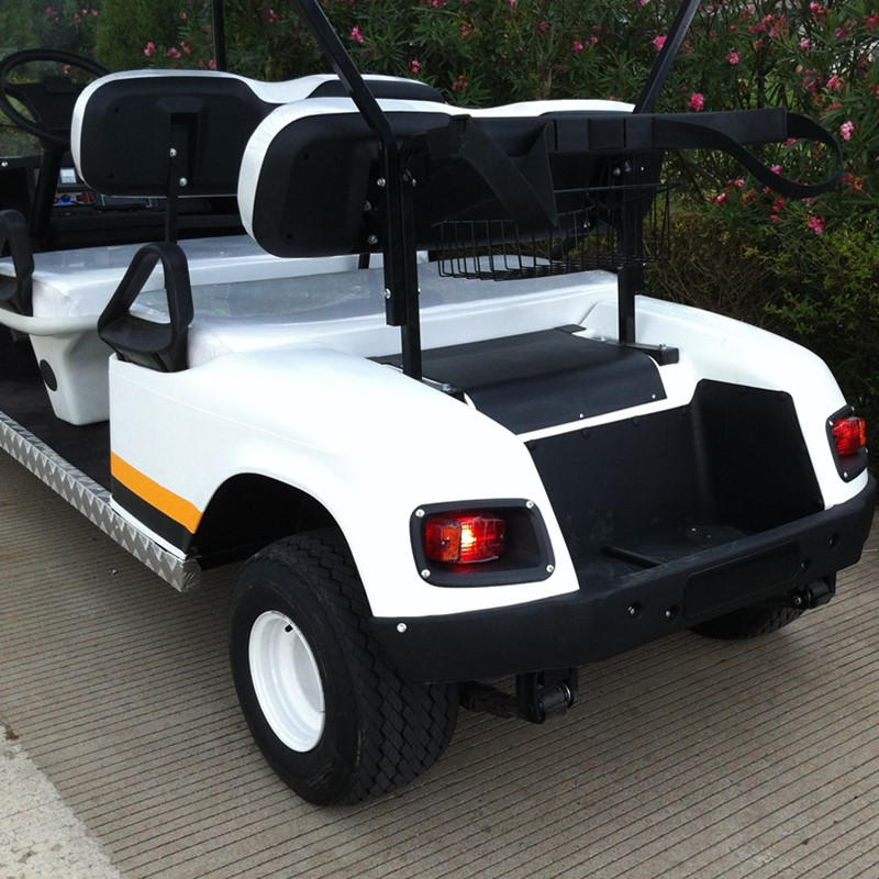 CE Approved, Offroad with Siren golf cart