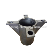 custom casting factory carbon steel alloy thread pipe/elbows fittings