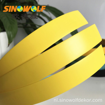 Gratis monster 1,0 mm PVC Kantenverlijmer Solid Edge