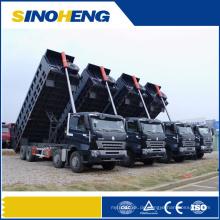 Sinotruk A7 Heavy Dumper zum Verkauf in Dschibuti