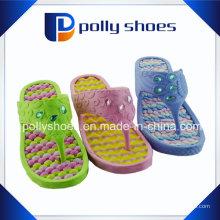 Женская флип-флоп стринги тапочки сандалии пляжа повседневный