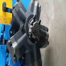 PPGI Aluminum C purlin roll forming machine