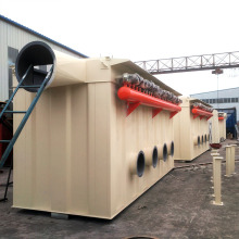 pulse jet type boiler dust removal equipment