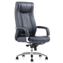 Hauteur de levage haut de gamme moderne Chaise de bureau de direction en cuir (HF-CH209A)