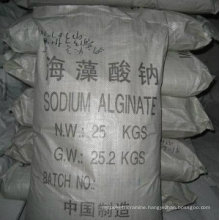 Factory Price Sodium Alginate E401   500 Cps SA Food Grade /Textile Grade