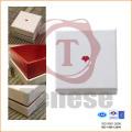 Elegant Velvet Inlay Cardboard Gift Jewelry Box