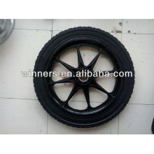 "solid rubber wheel 16""x 1.75"""