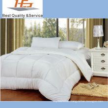 High Quality White Cotton Hotel Luxury Duck Down Quilt