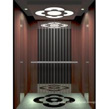 630kg Edificio Alto Elevador de Pasajeros Elevador