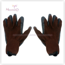 21gauge Nitrile Palm Coated/Dipped Cotton Work Safety Garden Gloves
