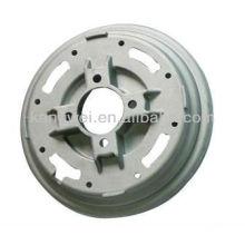 Couvercle en aluminium pour machine CNC