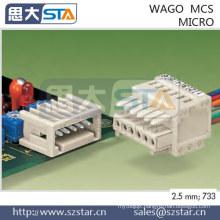 Molex 54928-0370 connector 3 Circuits Version, White Color