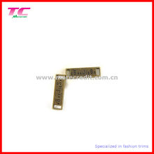 Anti Brass Metal Plate for Clothing