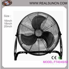 Motor elétrico poderoso do ventilador do assoalho 16inch