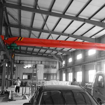 Pont roulant à poutre unique de machine de levage de 5 tonnes