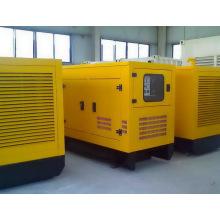 80kw Super Quiet Canopy Silencioso Diesel conjunto de generador a prueba de sonido