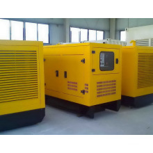 80kw Super Quiet Canopy Silent Diesel Soundproof Generator Set