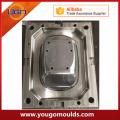 OEM de ingeniería de productos moldeados de plástico cnc mecanizado plástico TECHTRON PPS buje manga