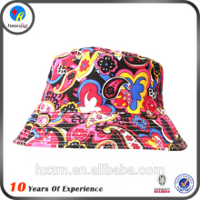 wholesale bucket hat with printed logo for 2016
