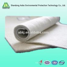 Agulha de feltro Tapete de lã / feltro de lã cinza