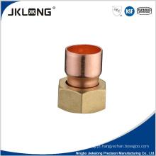 Conexão de tubulação de cobre da porca do flare do cobre da alta qualidade
