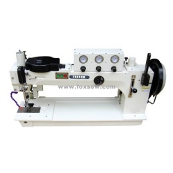 Długie ramię Heavy Duty Zygzakowa maszyna do szycia dla żaglówców i napraw