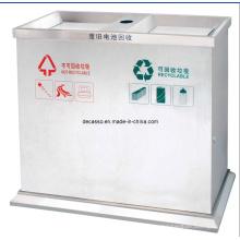 Contenedor de basura clasificable comercial (DL110)