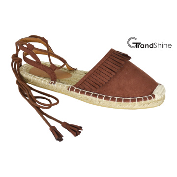Women's Casual Espadrille Flat Shoes