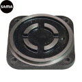 Grey, Ductile Iron Sand Casting for Flange with Painting